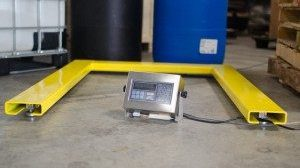 No-ramp weighing saves space, improves efficiency in lean environments