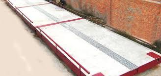 Ferro Concrete Weighbridge
